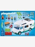 Imagem de6671 Caravana de verão, da Playmobil branco medio liso com motivo