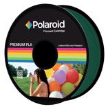 Afbeelding vanpolaroid 3d printer filament donker groen 1kg