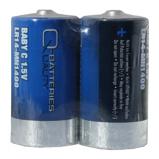 Afbeelding vanQ Batteries Baby C Batterij LR14 1,5V Alkaline Cellen (2e Folie)