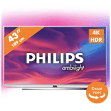 Afbeelding vanPhilips Android 4K LED TV The ONE PUS7354 series 43 Inch / 110CM