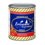 Afbeelding vanEpifanes bootlak blank 250 ml, transparant amber, blik