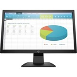 "Imagen de""HP P204 pantalla para PC 495 cm (19.5"""") 1600 x 900 Pixeles HD+ LED Plana Negro"""