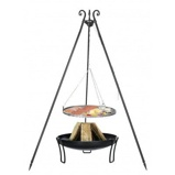 Abbildung vonFarmcook Dreibein BBQ + Feurerschale (E00782)