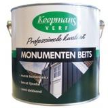 Abbildung vonKoopmans Monumenten beits, Schwarz, 2,5L