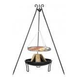 Abbildung vonFarmcook Dreibein BBQ + Feurerschale (E00781)