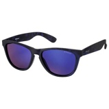 Afbeelding vanZonnebril Polaroid P8443 Matt Blue / Grey Mirror Polarized