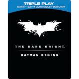 Εικόνα τουBatman Begins / The Dark Knight Limited Numbered Steelbook Edition