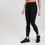 Εικόνα τουMP Power Mesh Leggings Black M