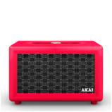 Imagine dinAkai Retro Bluetooth Speaker (2 x 12.5W) Red