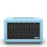 Imagine dinAkai Retro Bluetooth Speaker (2 x 12.5W) Blue