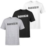 Image deBaroudeur Men's T Shirt L Black