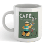 Bild avCafe Du Cycliste Mug