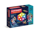 Afbeelding vanMagformers Rainbow Carnival, set met 46 stuks (63074)
