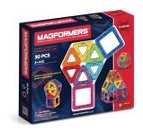 Afbeelding vanMagformers Rainbow, set met 30 stuks (63068)