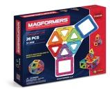 Afbeelding vanMagformers Rainbow, set met 26 stukken (63087)
