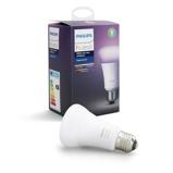 Afbeelding vanphilips Hue White & Color Ambiance 9 W E27, kunststof, W, energie efficiëntie: A+, L: 11 cm