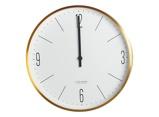 Afbeelding vanHouse Doctor Clock Couture Gold wandklok