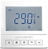 Afbeelding vanHelios WiFi 600 combi klokthermostaat (inbouw)