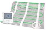 Afbeelding vanElektrische vloerverwarming 100W 1m2 + Helios WiFi 600 klokthermostaat