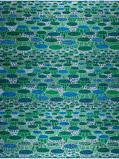 Imagen deVlisco VL00001.267.02 African print fabric Classic Revival Decorative
