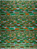Imagen deVlisco VL00001.272.02 African print fabric Classic Revival Decorative