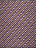 Bilde avVlisco VL00034.130.06 Brown/Pink/Purple African print fabric Wax Hollandais Geometrical