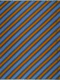 Imagem deVlisco VL00034.131.04 Blue African print fabric Wax Hollandais Geometrical