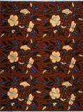 Abbildung vonVlisco VL00921.236.06 Brown African print fabric Limited Editions Nature