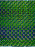 Imagen deVlisco VL00959.147.04 Green African print fabric Limited Editions Geometrical