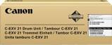 Bilde avCanon C EXV 21 svart trommel 77.000 sider Original Canon 0456B002