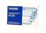 Bilde avBrother PC201 svart fargebånd 420 sider Original Brother PC201