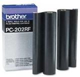Bilde avBrother PC202RF fargebånd 2 stk. refillruller til PC 201 420 sider Original