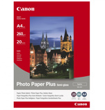 Billede afCanon SG 201 semi glossy fotopapir A4, 260g, 20 ark (1686B021)