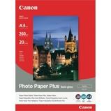 Billede afCanon SG 201 semi glossy fotopapir A3, 260g, 20 ark (1686B026)