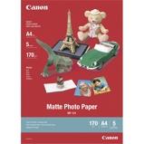 Billede afCanon MP 101 mat fotopapir A4, 170g, 5 ark (7981A042)