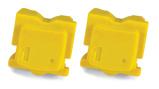 Billede af108R00933 gul fast blæk (2 stk) 4.400 sider kompatibel til Xerox ColorQube 8570/8580