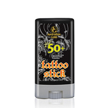 Imagem deAustralian Gold Sunscreen SPF50+ Tattoo. Stick Solar Tatuagem 15ml