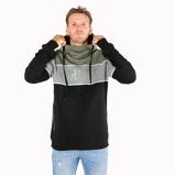 ZdjęcieBrunotti Men sweats & cardigans Buzzard Mens Black size L