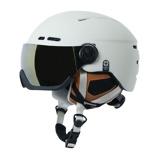 Imagem deBrunotti Men and Women snow helmets Robotic Women White size 53/58