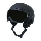 Imagem deBrunotti Men and Women snow helmets Robotic 1 Grey size 53/58