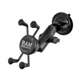 Afbeelding vanRAM Mounts RAP B 166 UN7U Twist Lock Suction Cup Mount with Universal X Grip Cradle