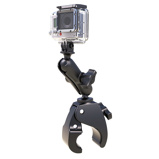 Afbeelding vanRAM Mounting Systems MOUNT SMALL TOUGH CLAW W/ GOPRO HERO ADAPTER