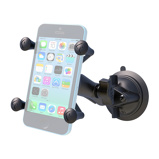 Afbeelding vanRAM Mounting Systems MOUNT TWIST LOCK SUCTION CUP W/ UNIVERSAL X GRIP