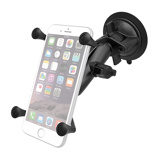 Afbeelding vanRAM Mounting Systems MOUNT TWIST LOCK SUCTION CUP W/LARGE PHONE X GRIP