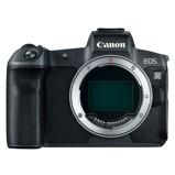 Afbeelding vanCanon EOS R systeemcamera Body Zwart