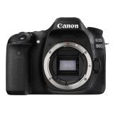 Afbeelding vanCanon EOS 80D Body spiegelreflexcamera