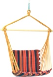Image ofAmazonas Belize Hanging Chair (Colour: red/purple)