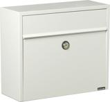 Afbeelding vanJuliana eenvoudige brievenbus LT150, wit, Euro, B: 39 cm, H: 33 cm