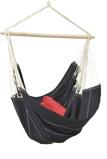 ObrázekAmazonas Brasil visící židle (Barva: černá)