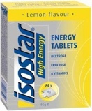 Image ofEnergy Tablets Lemon by Isostar 24 tablets